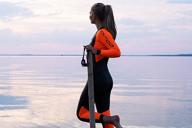 Orca Womens Openwater Core Hi-Vis Wetsuit Orca Womens Openwater Core Hi-Vis Wetsuit