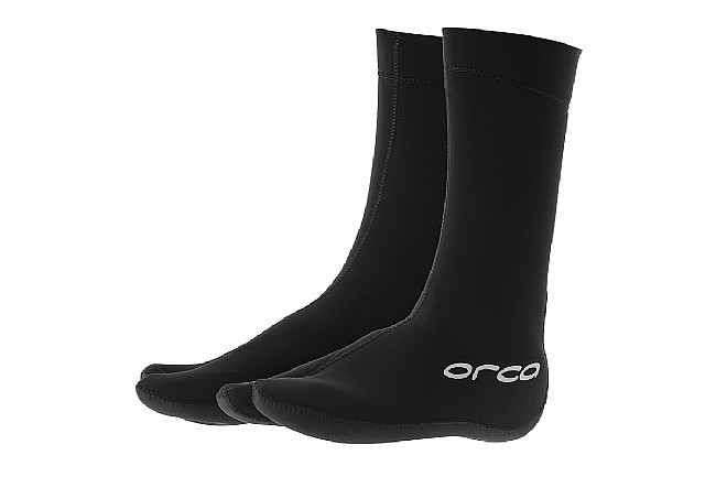 Orca Openwater Thermal Hydro Booties Black