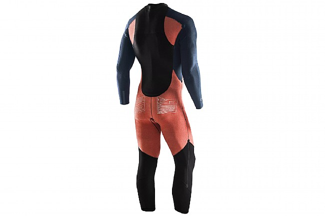 Orca Mens Openwater RS1 Thermal Wetsuit Inside-out View of Thermal Lining