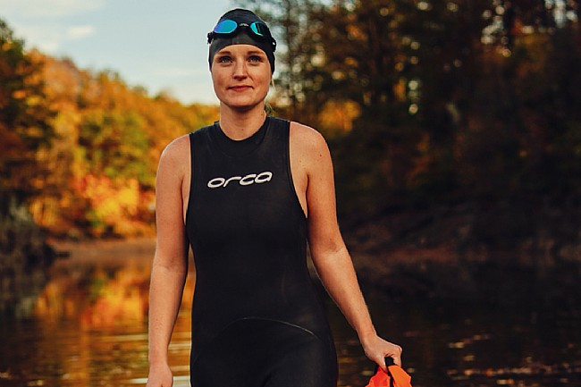 Orca Womens Openwater RS1 Sleeveless Wetsuit  Orca Womens Openwater RS1 Sleeveless Wetsuit