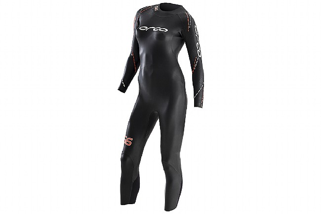 Orca Womens S6 Wetsuit Black