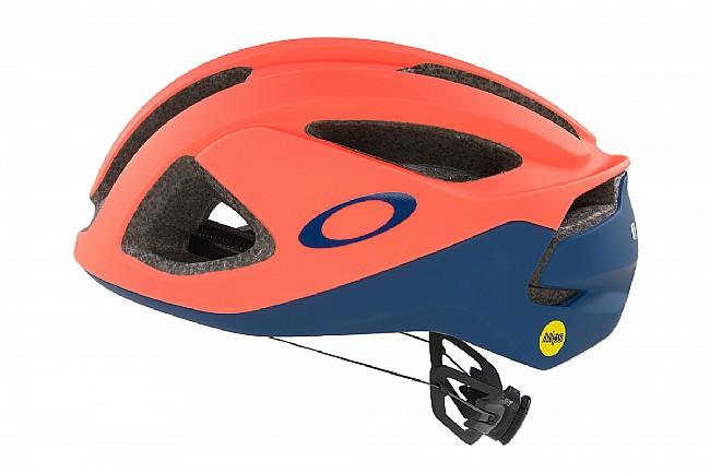 Oakley 2021 ARO3 Tour De France Road Helmet White/Salmon/Navy