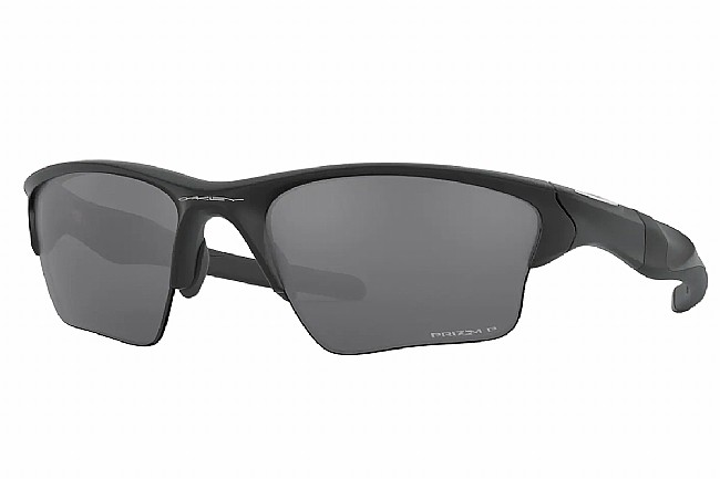 Oakley Half Jacket 2.0 XL Sunglasses Matte Black w/PRIZM Black Polarized