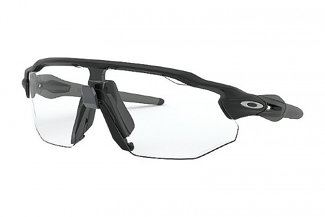 Oakley Radar EV Advancer Sunglasses Matte Black - Photochromic Lenses