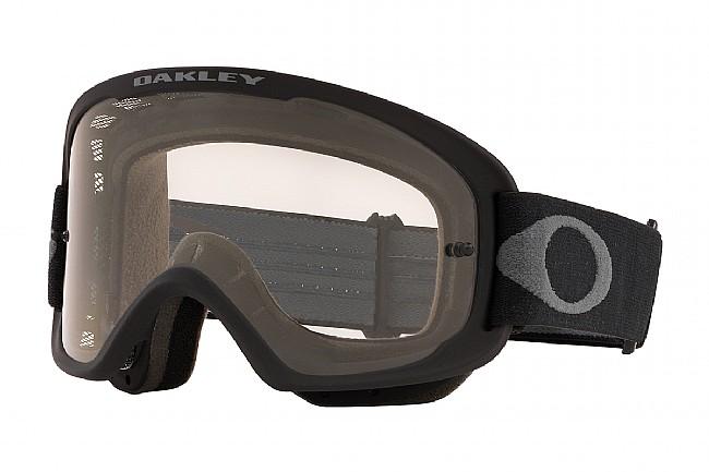 Oakley O Frame 2.0 Pro MTB Goggles Black Gunmetal w/ Clear Lens