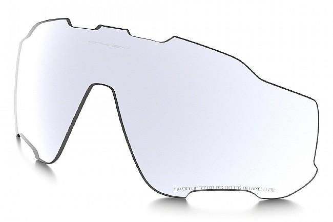 Oakley Jawbreaker Replacement Lenses Black/Clear Photochromic