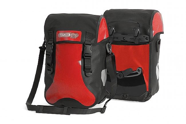 Ortlieb Sport Packer Classic Pannier Set Red/Black