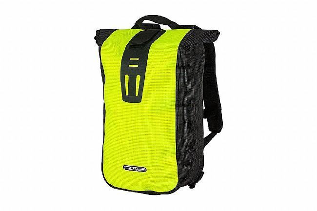 Ortlieb Velocity High Visibility 20L Backpack Neon Yellow/Black Reflex