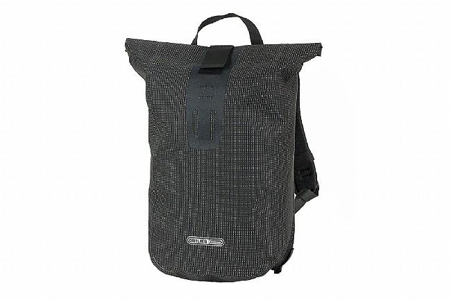 Ortlieb Velocity High Visibility 20L Backpack Black Reflex