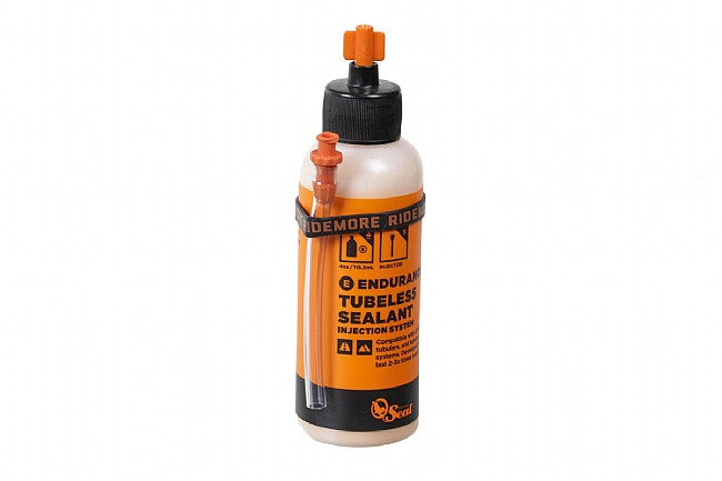 Orange Seal Cycling Endurance 4oz Sealant with Injector Orange Seal Cycling Endurance 4oz Sealant with Injector
