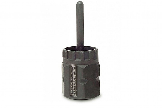 Pedros Cassette Lockring Socket W/ Guide Pin Pedros Cassette Lockring Socket W/ Guide Pin