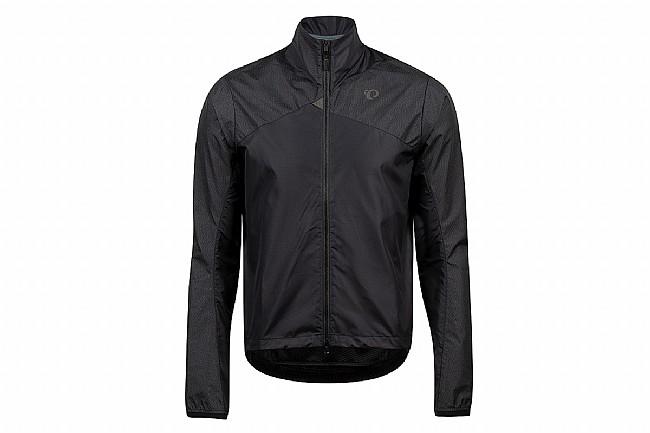 Pearl Izumi Mens BioViz Barrier Jacket Black/Reflective Triad