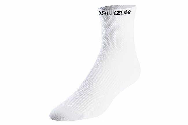 Pearl Izumi Elite Sock White