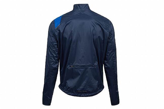 Pearl Izumi Mens Zephrr Barrier Jacket Navy/Lapis