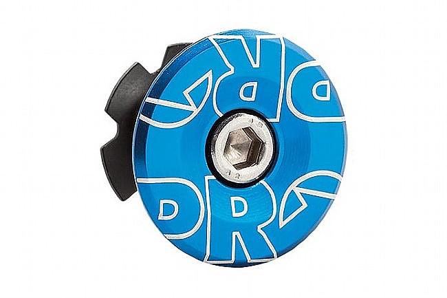 """PRO Gap Cap Alloy 1-1/8"""" Blue Anodized"""