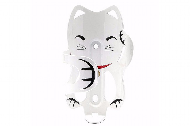 Portland Design Works Lucky Cat Cage Lucky Cat - White