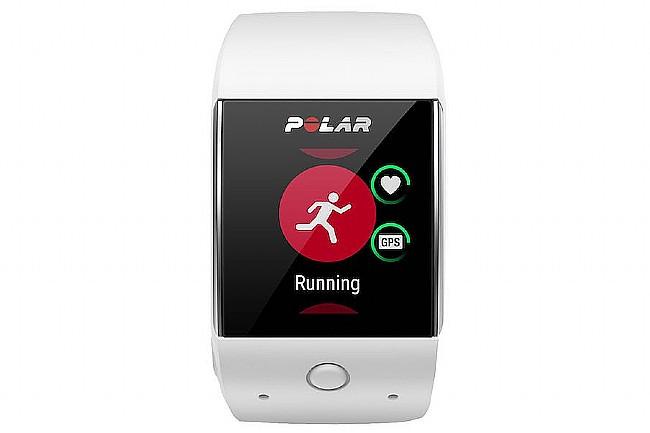 Polar M600 GPS Smart Watch White - One Size