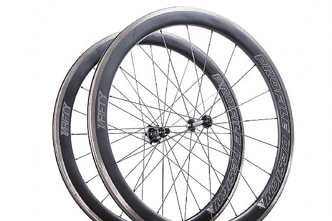 Profile Design 1/Fifty Carbon Clincher Wheelset at TriSports