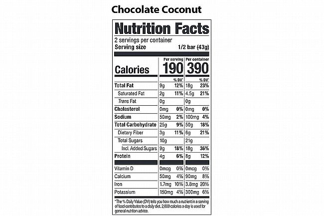 PROBAR Meal Bar (Box of 12) Chocolate Coconut