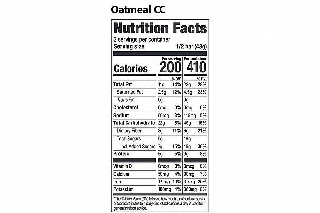 PROBAR Meal Bar (Box of 12) Oatmeal Chocolate Chip