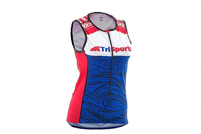 ProCorsa Womens TriSports Tri Top TriSports