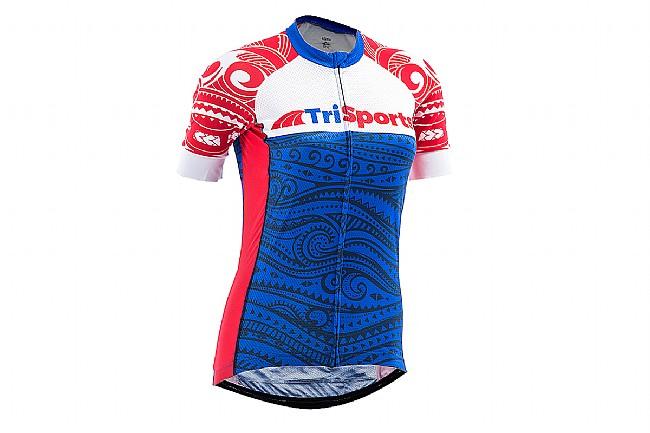 ProCorsa Womens TriSports Cycling Jersey TriSports