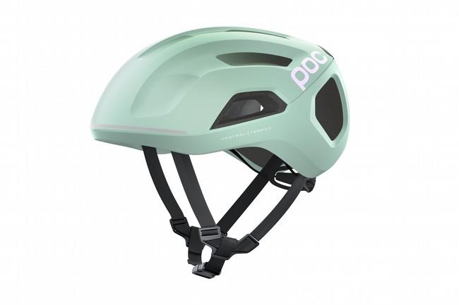 POC Ventral Tempus SPIN Helmet Apophylite Green Matt