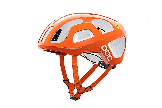 POC Octal MIPS Helmet Fluorescent Orange AVIP