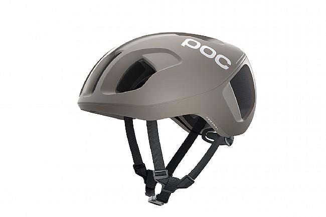 POC Ventral SPIN Road Helmet Moonstone Grey Matt