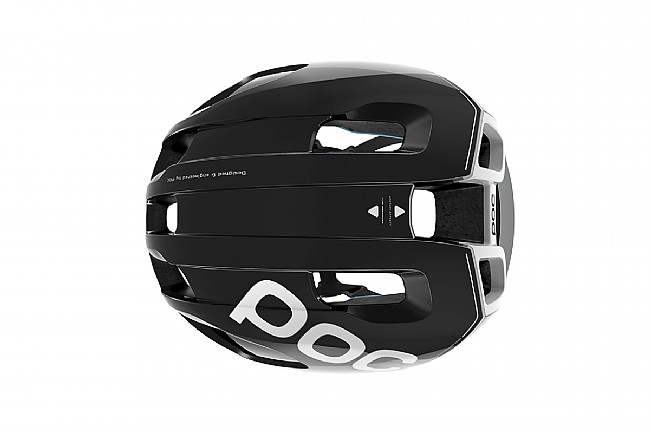POC Ventral SPIN Road Helmet Top View
