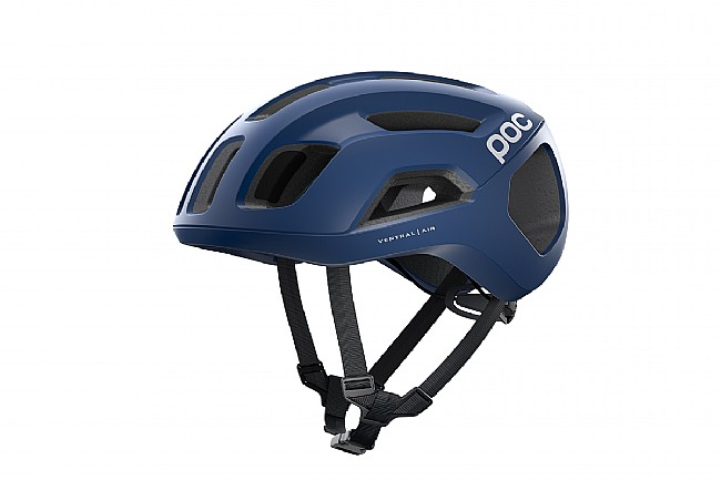 POC Ventral Air SPIN Road Helmet Lead Blue Matt