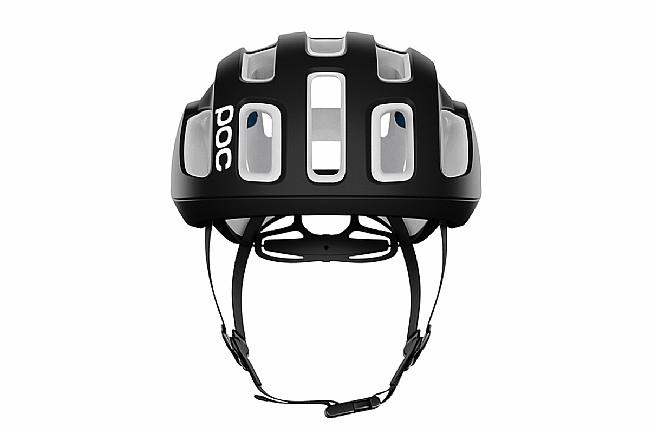 POC Ventral Air SPIN NFC Helmet Uranium Black/Hydrogen White