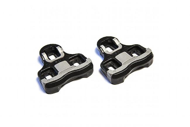 PowerTap P1 Pedal Replacement Cleats 0deg float - Black