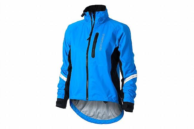 Showers Pass Womens Elite 2.1 Jacket Pacific Blue