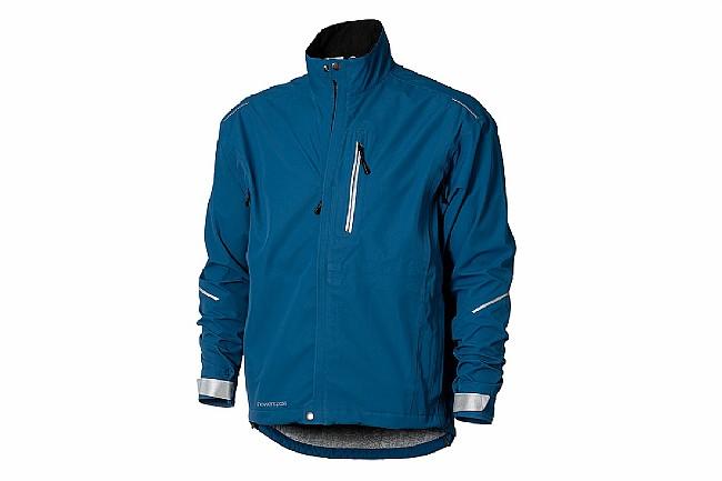 Showers Pass Mens Transit Jacket CC  Alps Blue