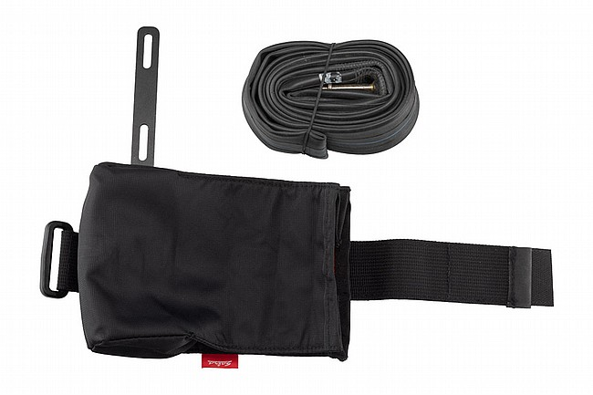 Salsa Anything Bracket With Strap And Pack Tube for Size Reference Only - Not Included