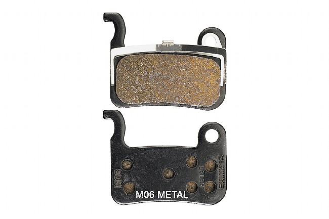 Shimano M06 Metal Disc Pads Shimano M06 Metal Disc Pads