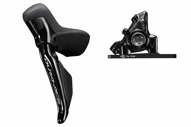 Shimano Dura-Ace BR-R9270 12-Speed Shift/Disc Brake Set Front Shifter/Disc Brake Set