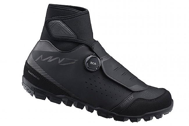 Shimano SH-MW701 Winter Gore-Tex MTB Shoe Black