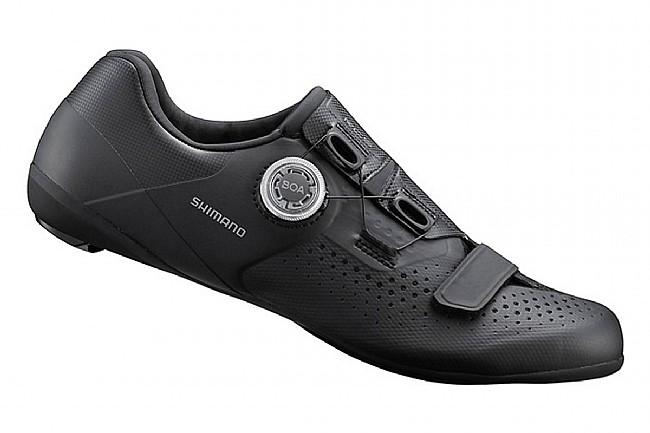 Shimano Mens SH-RC500 Road Shoe Black