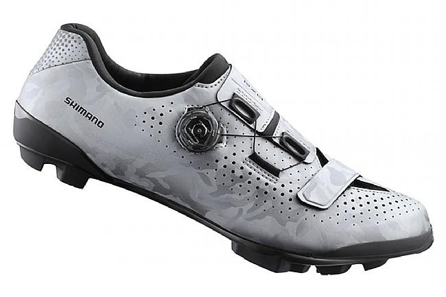 Shimano SH-RX800 Gravel Racing Shoe Silver