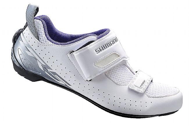 Shimano TR5W Womens Triathlon Shoe White/Purple
