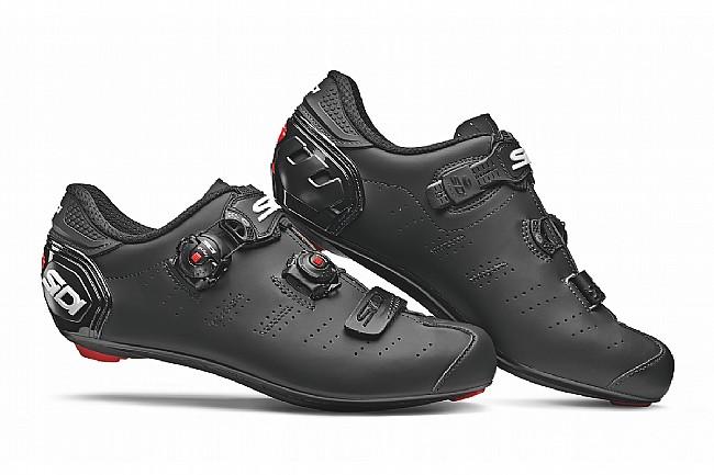 Sidi Ergo 5 Mega Carbon Road Shoe Matte Black