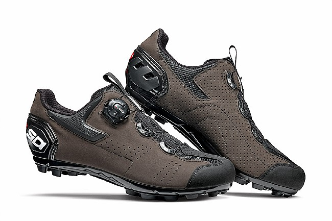 Sidi MTB Gravel Shoe Brown