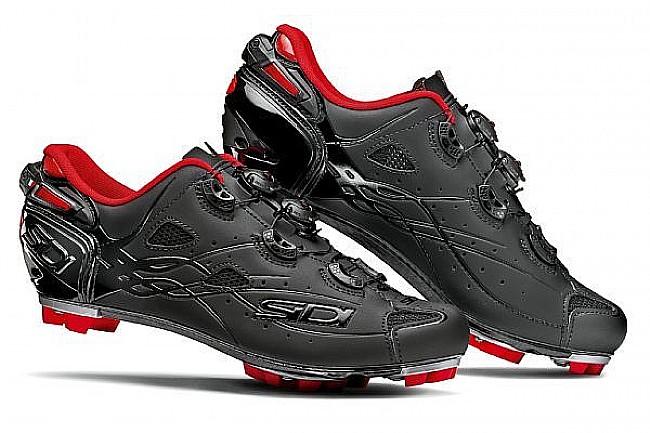Sidi Tiger MTB Shoe Black/Matte Black