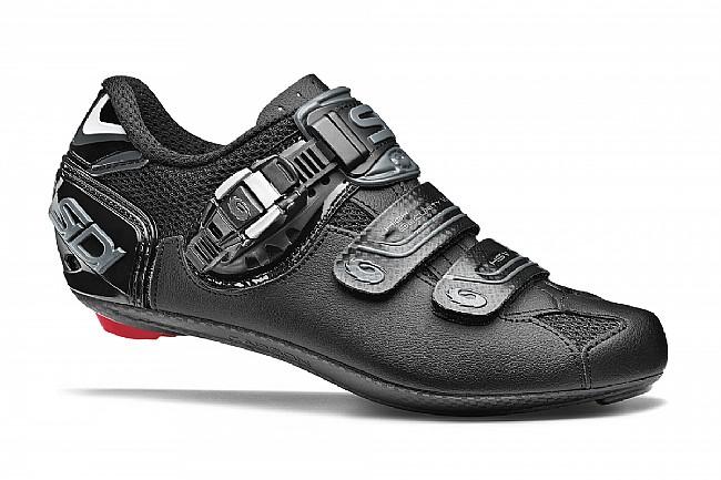 Sidi Genius 7 Womens Road Shoe Shadow Black