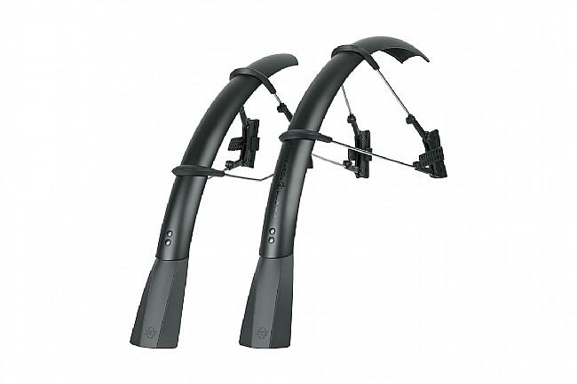 SKS Raceblade Pro XL Fenders 25-32mm - Matte Black