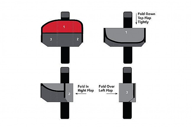 Silca Asymmetrico Seat Roll Silca Asymmetrico Seat Roll