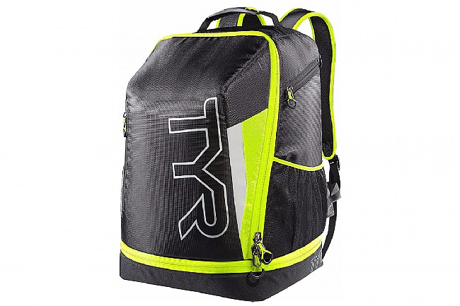TYR Sport Apex Transition Backpack Black/Yellow