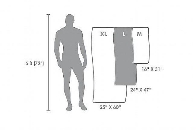TYR Sport Hyper-Dry Sport Towel TYR Sport Hyper-Dry Sport Towel